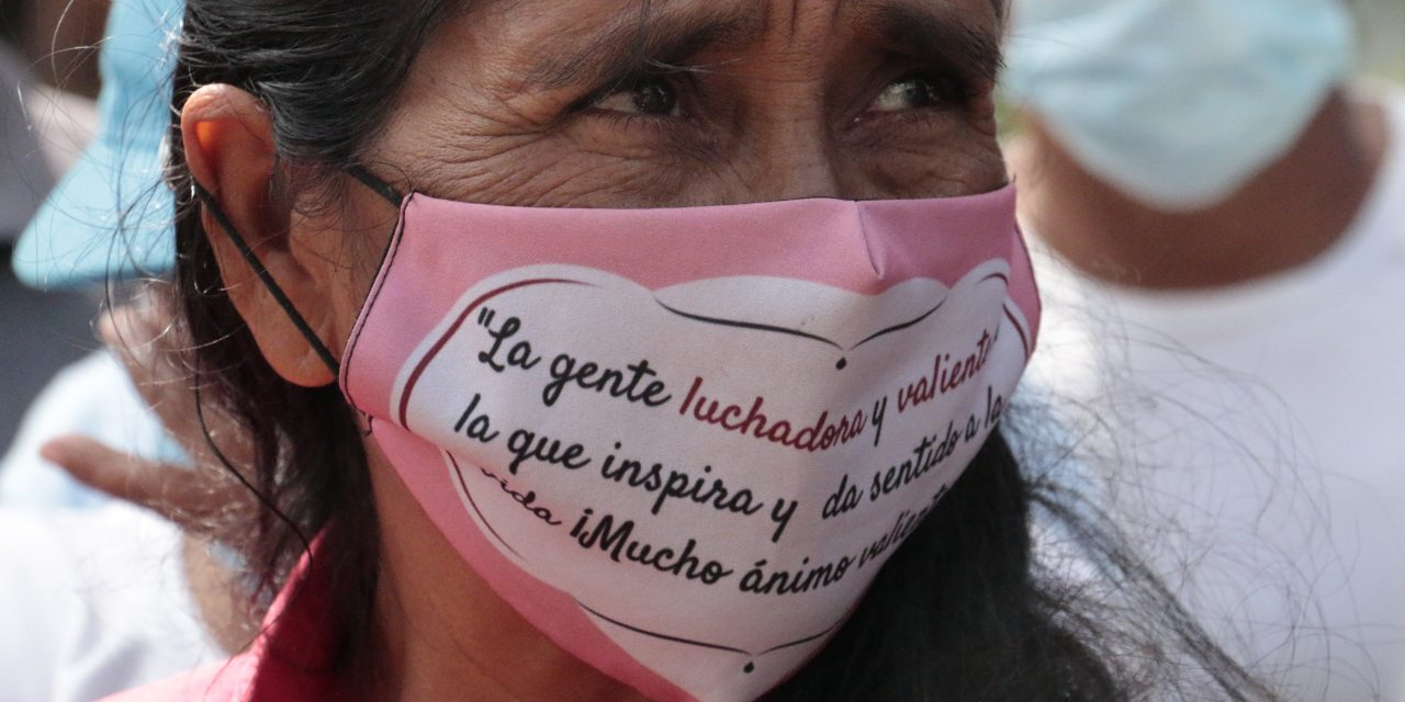 Minga le cuenta: Special newsletter Human Rights in the national strike (April – June 2021)