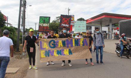 El extractivismo petrolero y minero de nuevo en la agenda común de las organizaciones sociales del Putumayo